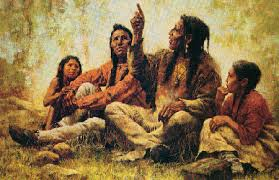 Amerikanska Pannkakor indianer