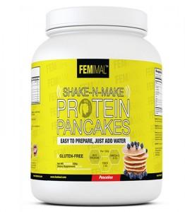 Proteinpannkakor 1