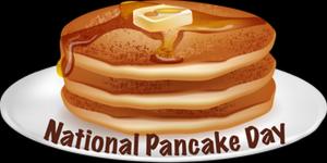 amerikanska pannkakor pannkakans dag
